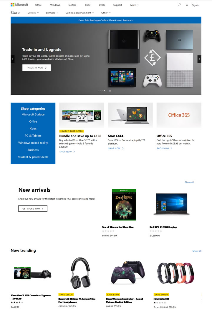 Microsoft Store United Kingdom Official Site: Microsoft Store UK