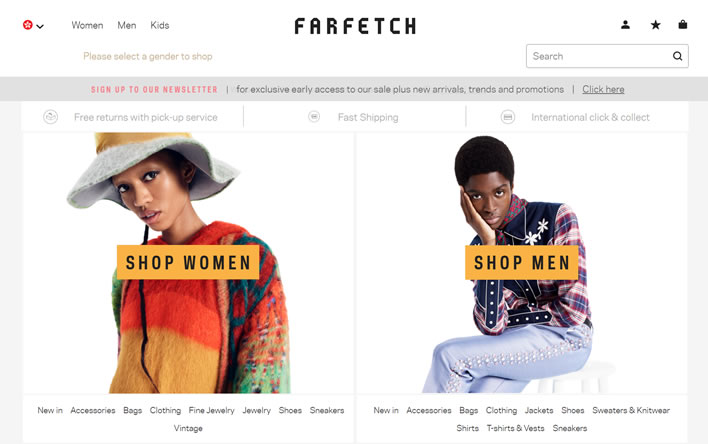 Farfetch Hong Kong: Designer Luxury Fashion for Men & Women